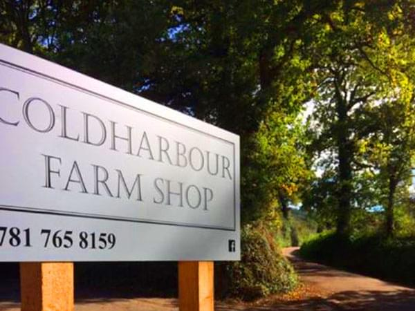 Coldharbour Farm Shop